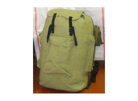 Рюкзак вещевой М24 (50л) с пенкой (брезентовый)