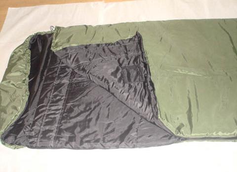 Мешок -одеяло спальный увеличенный